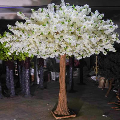 2018年仿真樱花树市场价格  婚礼白色仿真樱花树 艺匠汇仿真树厂家