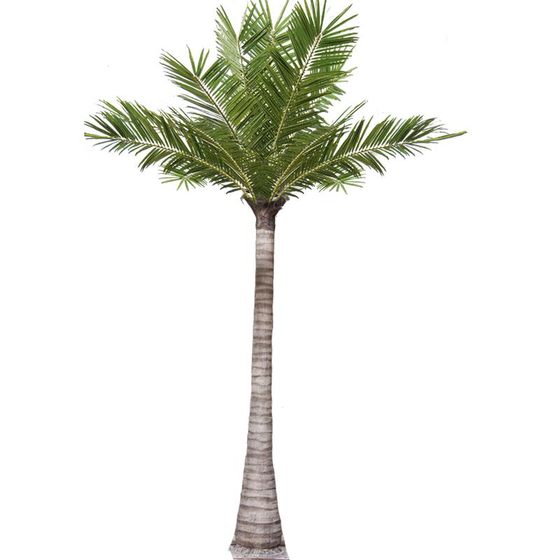 户外仿真椰子树_人造椰子树