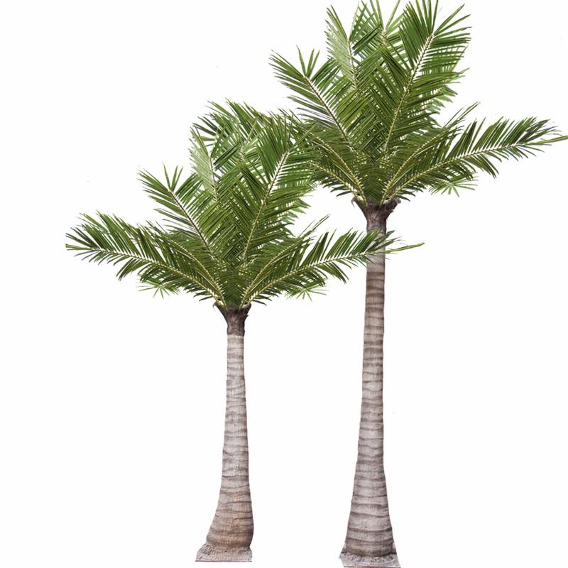 仿真椰子树_仿真椰子树价格_人造假椰子树