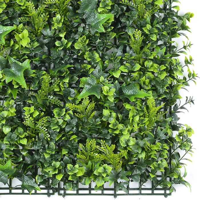 富贵吉祥款仿真绿化草墙_仿真植物墙