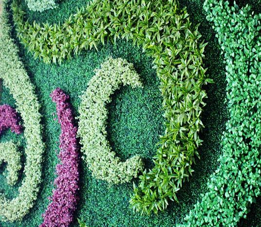 仿真植物墙厂家_仿真植物墙配草_仿真植物墙图片