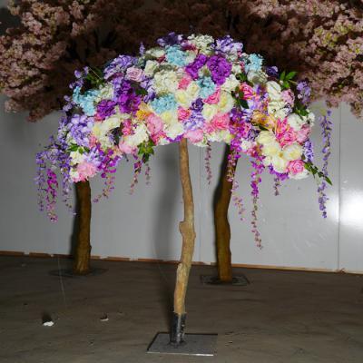 造型婚礼树月亮树 樱花树 婚礼用什么花装饰-选艺匠汇仿真花